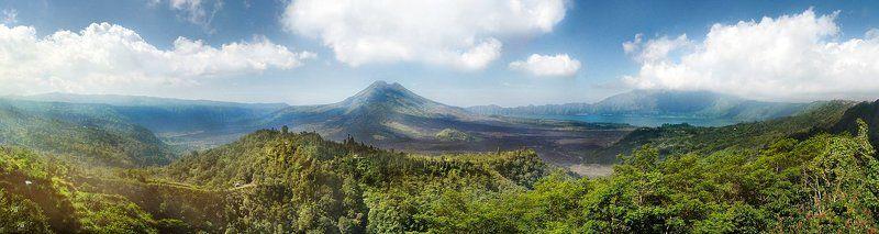 Бали, Вулкан, Вулкан индонезия бали природа пе, Индонезия, Пейзаж, Природа Вулканы Индонезииphoto preview