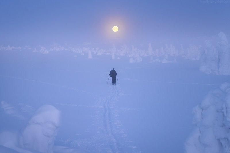 гух, урал, зима, россия, горы, снег, василийяковлев, яковлевфототур Навстречу Лунеphoto preview