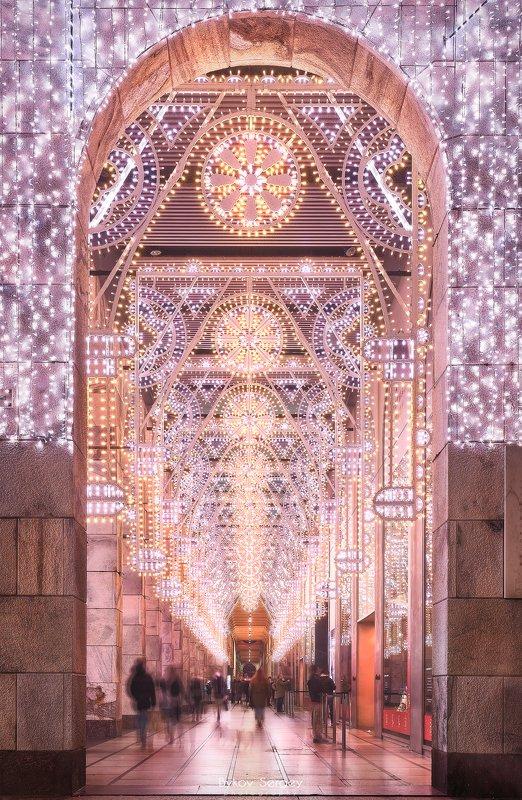 milan, italy, street, mood Милан готов к рождествуphoto preview