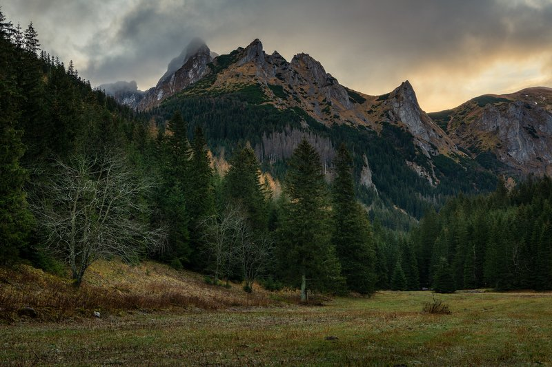 tatry, mountains, clouds, travel, trekking, day, nature, nikon, giewont Tatryphoto preview