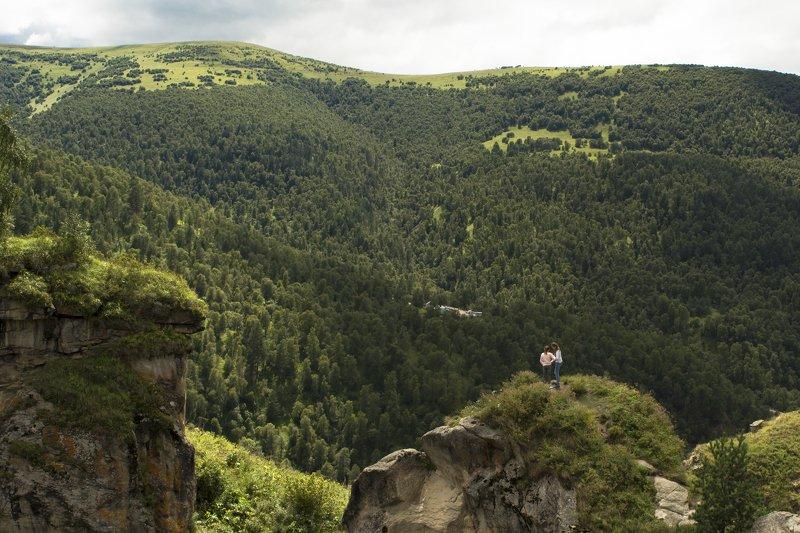 В горах Северного Кавказаphoto preview