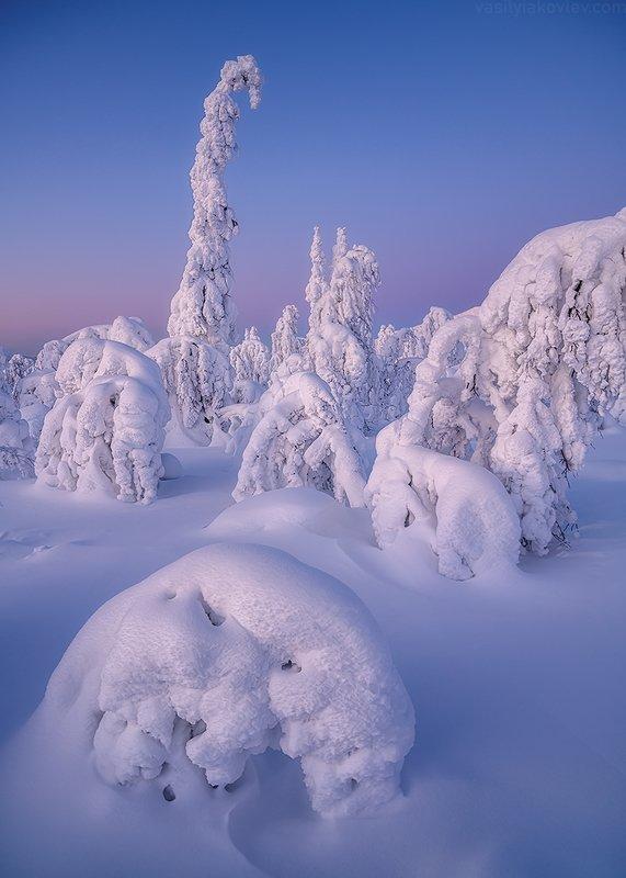 гух, урал, зима, россия, горы, снег, василийяковлев, яковлевфототур Застывшие великаныphoto preview