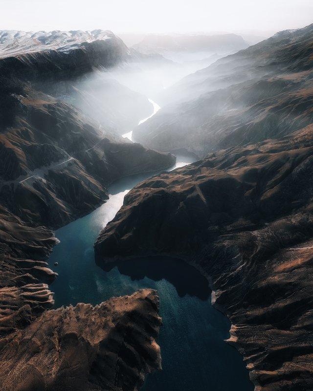 Сулакский каньонphoto preview