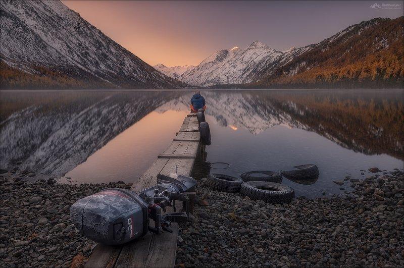 алтай, горный алтай, мультинские озера, мульта, фототур, россия МЕЧТАТЕЛЬphoto preview