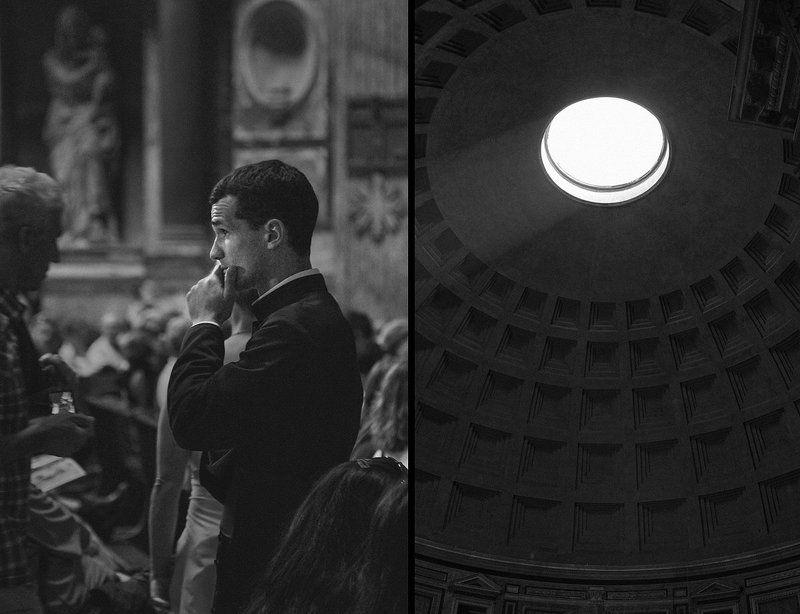 Пантеон, Рим, Священник Священникphoto preview