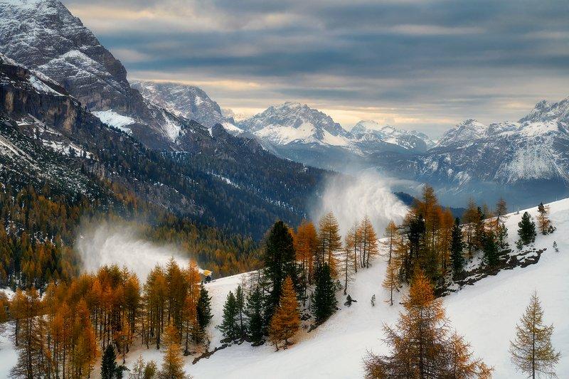 landscape Alpsphoto preview