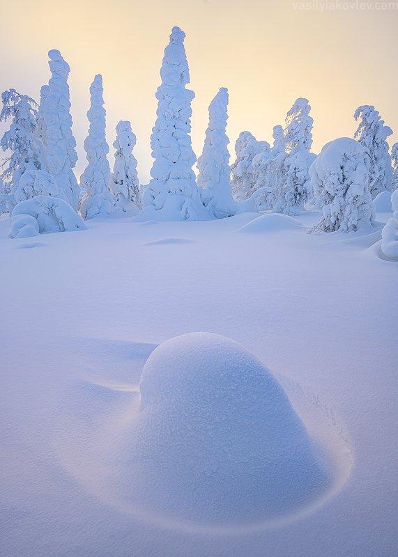 гух, урал, зима, россия, горы, снег, василийяковлев, яковлевфототур Зимний сонphoto preview
