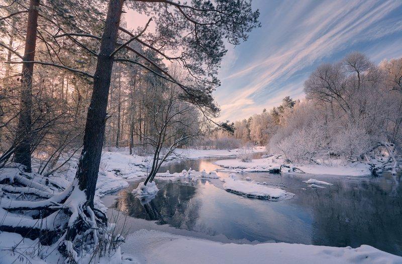 Январь на Нерской ...photo preview