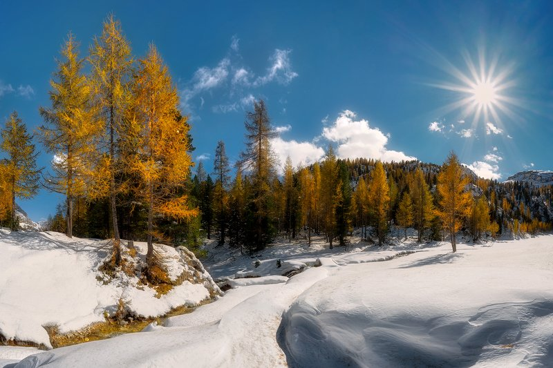 Landscape Winter Timephoto preview