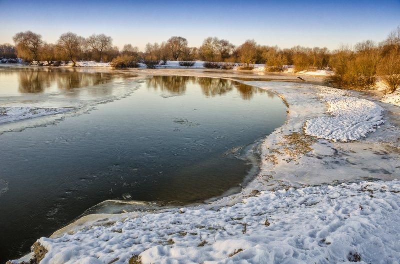 nevant60, пейзаж, красота, природа Зимнее утроphoto preview