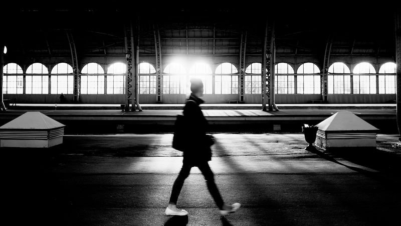 Railway Stationphoto preview