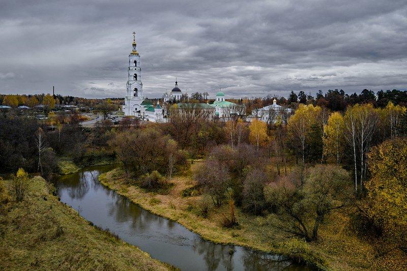 мужской монастырь николо-берлюковская пустынь. ***photo preview