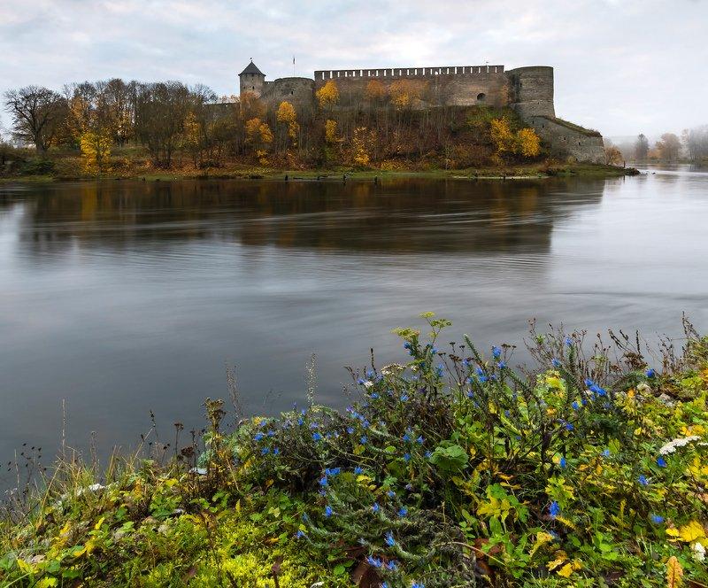 Ивангородская крепость.photo preview