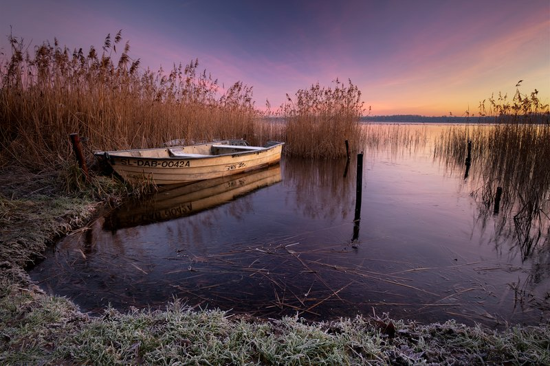 lake, pogoria. sunrise, colors, landscape, nature, water, morning Pogoria 3, Dąbrowa Górniczaphoto preview
