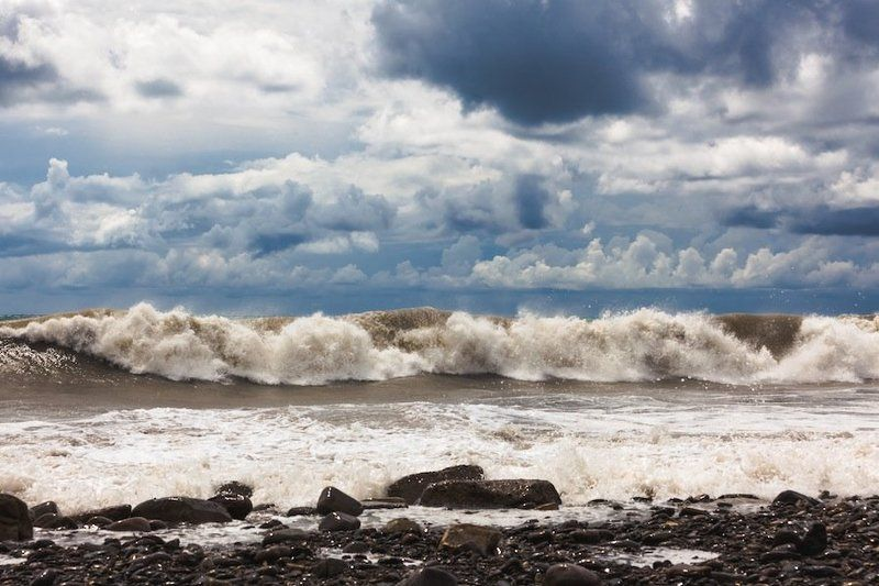 #wave #surf Летний шторм.photo preview