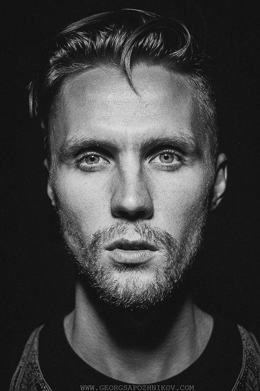Мужской портрет Klim Orloffphoto preview