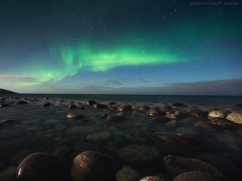 фототур, териберка, кольский полуостров, северное сияние, фотопутешествие,  ...и лунный свет помогал им...photo preview