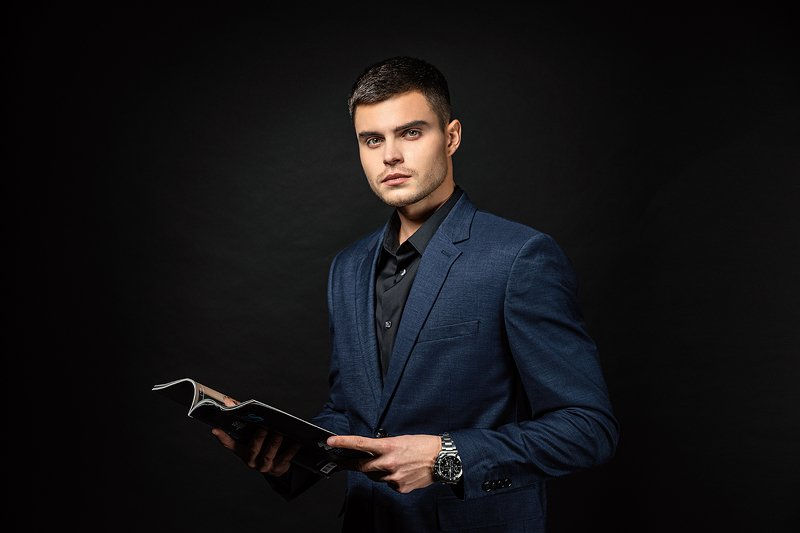 мужчина, портрет, man, portrait, деловойстиль, businesportrait Artemphoto preview