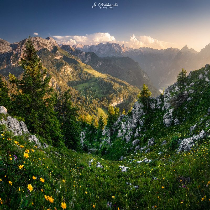alps, alp, mountain,mountains,europe,summer Summer in Alpsphoto preview