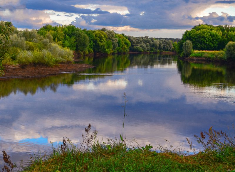 nevant60, пейзаж, красота, природа Скоро грозаphoto preview