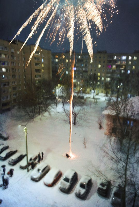 Новогодняя  \