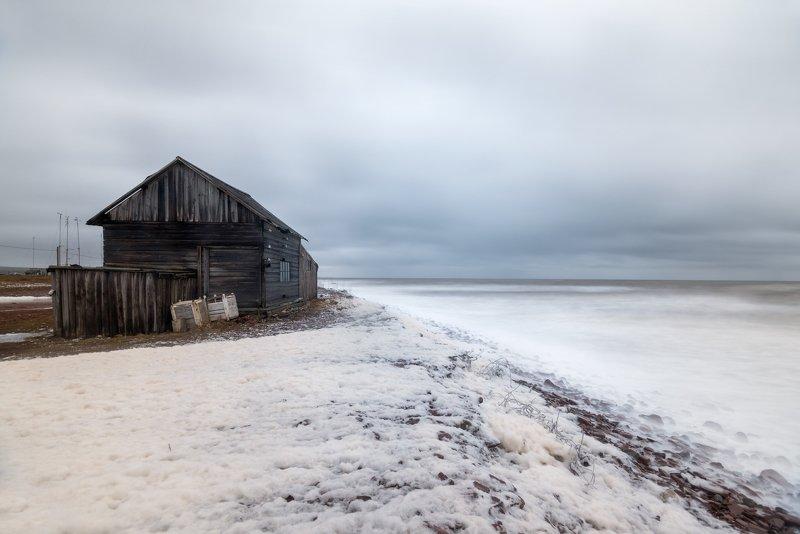 Кашкаранцы... берег Белого моряphoto preview