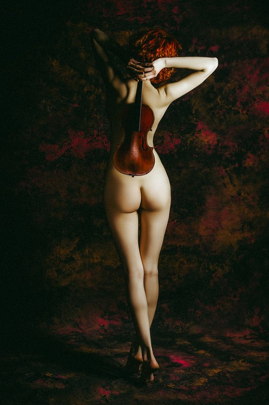 woman, portrait, nude, studio, beauty Play Onphoto preview