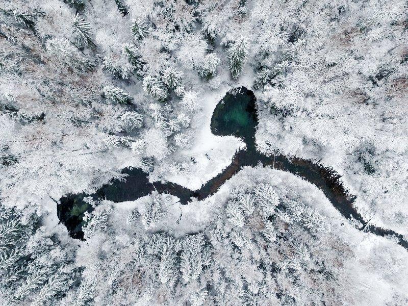Зимняя сказка.photo preview