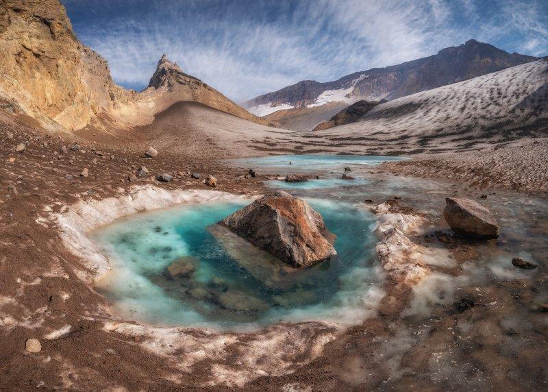 камчатка Камчатка. Мутновский вулкан.photo preview