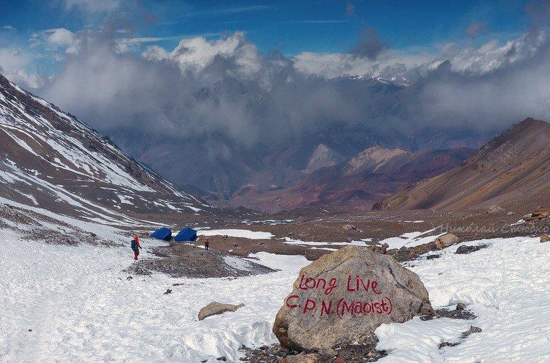 непал гималаи торонг-ла перевал Да здравствует компартия Непалаphoto preview