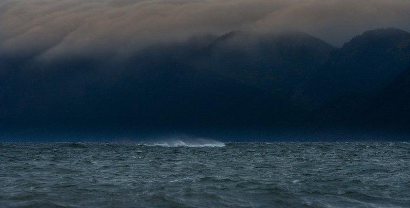 Байкал. Предвестник штормаphoto preview