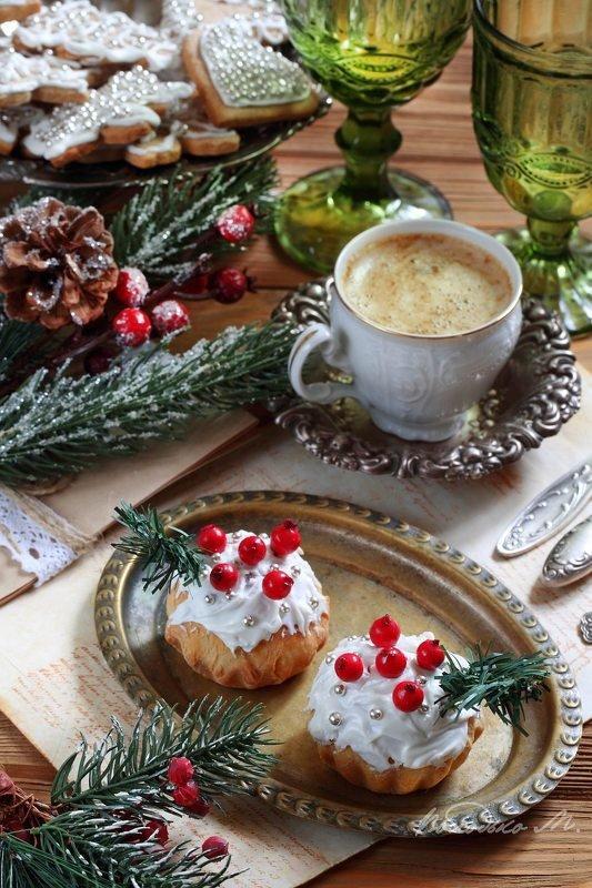 Рождественские куличикиphoto preview