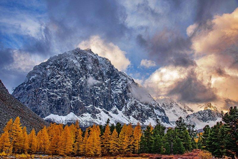 алтай. осень. горы. ***photo preview
