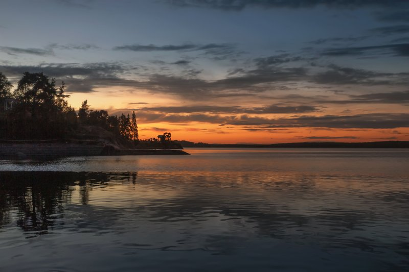 питер, выборг, пейзаж, природа, монрепо, vyborg На закате августа . . .photo preview