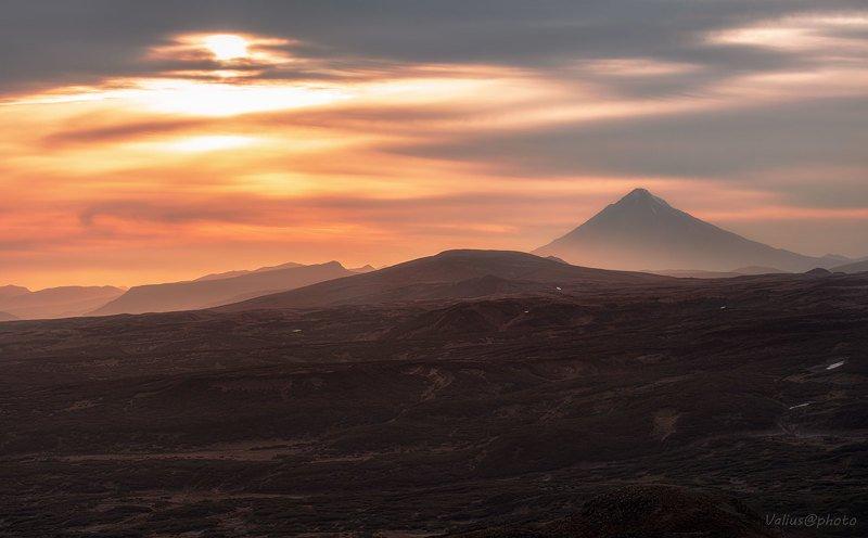 камчатка, вулкан, пейзаж, путешествие, россия photo preview