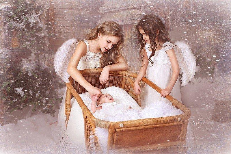 Чем пахнут ангелочки?photo preview