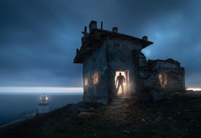 Призрак смотрителя маякаphoto preview