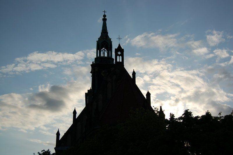 католический, собор ***photo preview