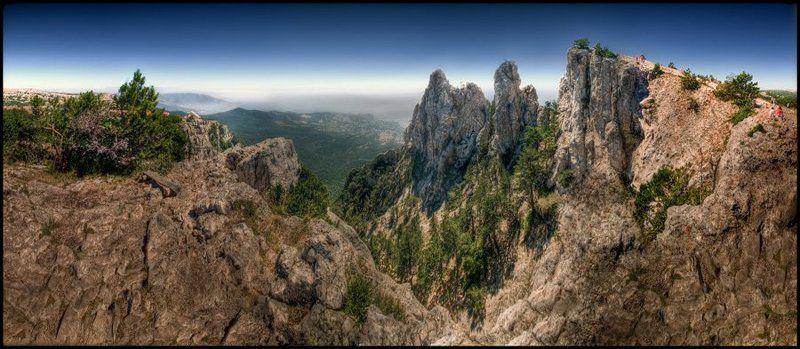 Вид с горы Ай-Петриphoto preview