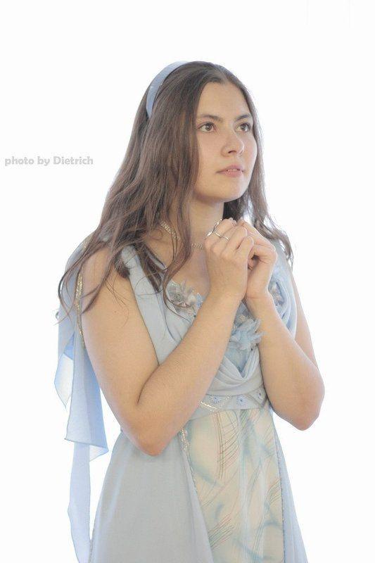 тиарин, девушка, бал, историческое платье, Святая Катерина, пошли мне дворянина!photo preview