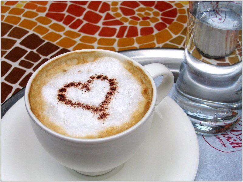 австрия, кофе Романтика австрийских кофеенphoto preview