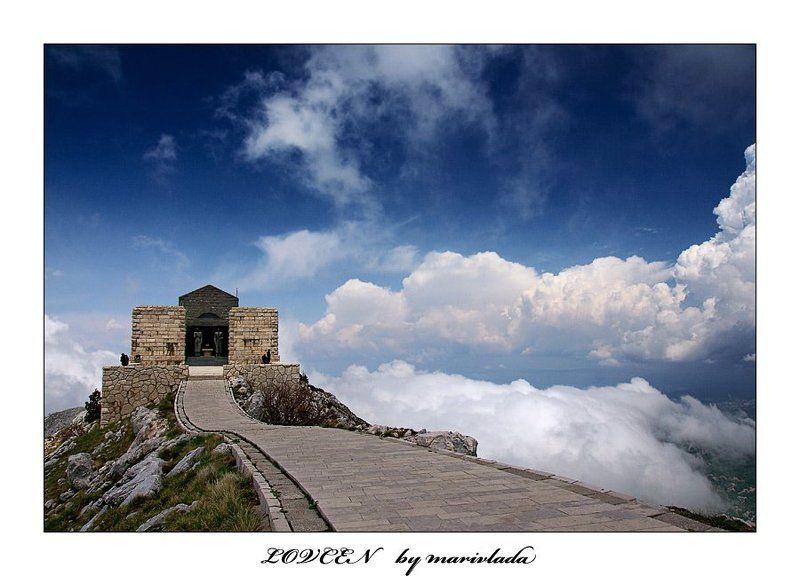 мавзолей, ловчен, черногория Ловчен.Черногорияphoto preview