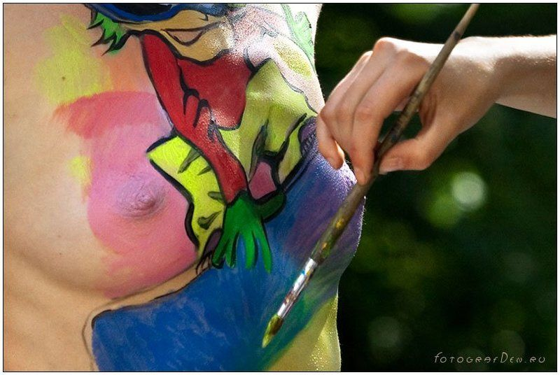 BodyArt (http://bodypainting.ru)photo preview