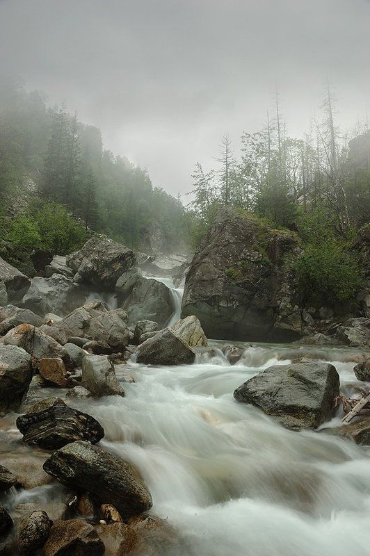кынгырга, горная, речка, саяны, аршан, тункинская, долина ***photo preview