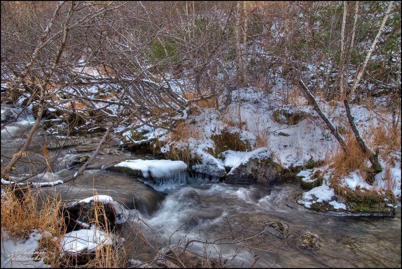 Между осенью и зимойphoto preview