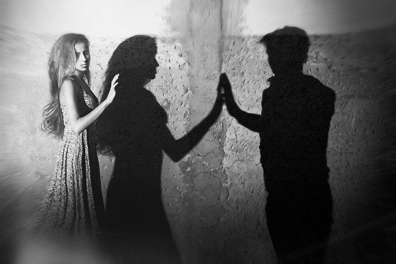 Картинка страх и любовь