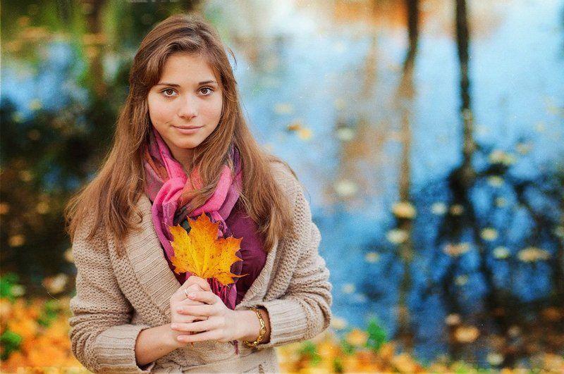 Медовая Осень – запретная нежность...photo preview