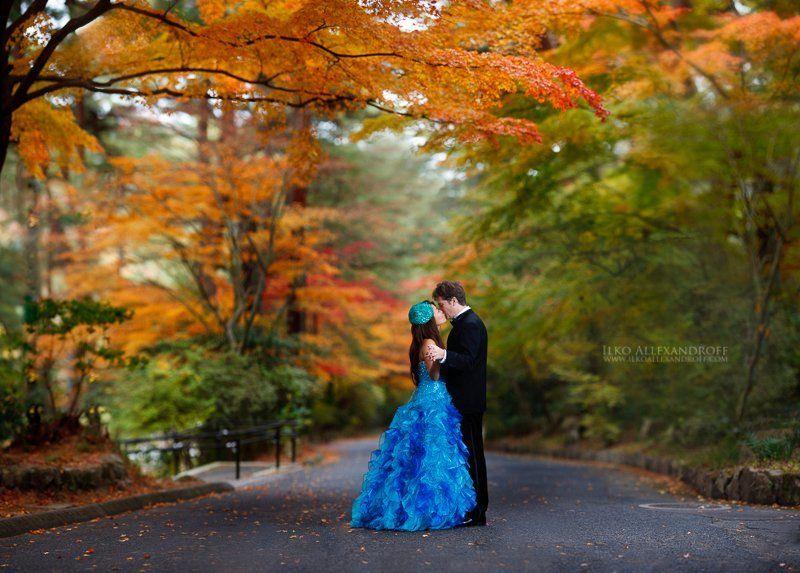 Autumn Weddingphoto preview