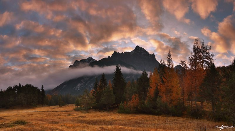 swiss Осень в горахphoto preview