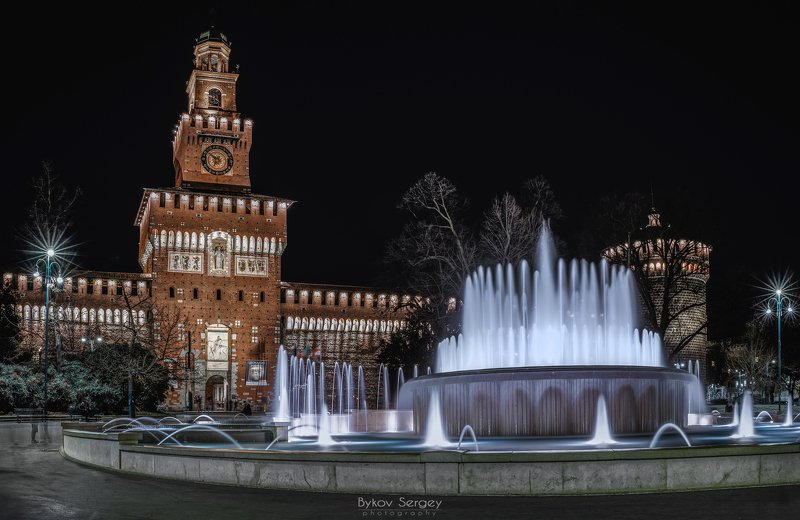 milan, italy, street, mood photo preview